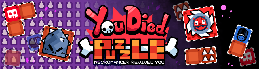 You Died PUZZLE